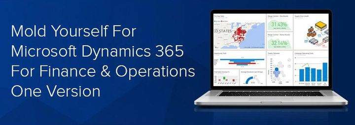 Microsoft Dynamics 365 For Finance & Operations