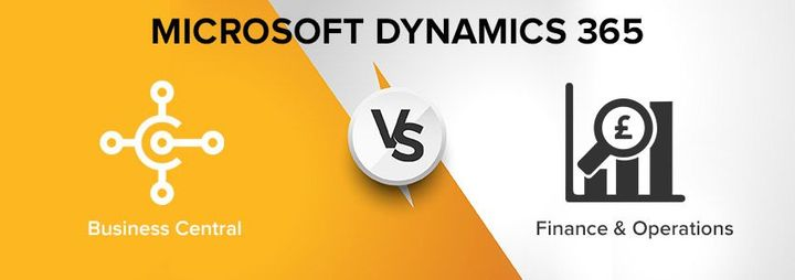 Microsoft Dynamics 365 – Business Central Vs Finance & Operations
